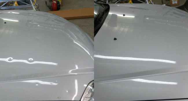 Hail Damage Repair – Paintless Dent Repair (PDR) and Conventional