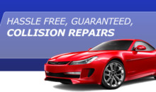 Simple and Hassle-Free Auto Body Repair